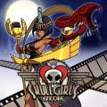Skullgirls: Eliza PlayStation 3 Front Cover