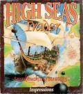 High Seas Trader Amiga Front Cover
