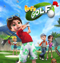 Let's Golf! J2ME Front Cover