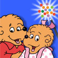 The Berenstain Bears in the Dark iPad Front Cover