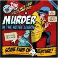 Murder in the Hotel Lisbon Macintosh Front Cover