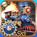 Lionel Battle Train iPad Front Cover