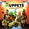 The Muppets Movie Adventures PS Vita Front Cover