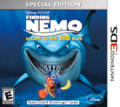 Finding Nemo: Escape to the Big Blue Nintendo 3DS Front Cover