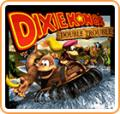 Donkey Kong Country 3: Dixie Kong's Double Trouble! New Nintendo 3DS Front Cover