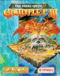Gauntlet III: The Final Quest Amiga Front Cover