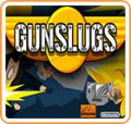 Gunslugs Nintendo 3DS Front Cover