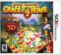 Cradle of Rome 2 Nintendo 3DS Front Cover