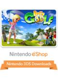 Let's Golf! 2 Nintendo 3DS Front Cover