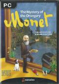 Monet: The Mystery of the Orangery Windows Front Cover