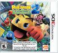Pac-Man and the Ghostly Adventures 2 Nintendo 3DS Front Cover