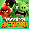 Angry Birds: Action! iPad Front Cover