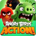 Angry Birds: Action! Android Front Cover
