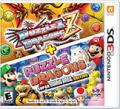 Puzzle & Dragons Z + Puzzle & Dragons: Super Mario Bros. Edition Nintendo 3DS Front Cover