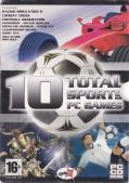10 Total Sports PC Games Windows Front Cover