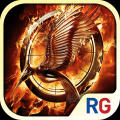 The Hunger Games: Catching Fire - Panem Run iPad Front Cover
