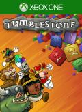 Tumblestone Xbox One Front Cover 1st version