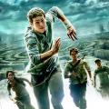 The Maze Runner iPad Front Cover