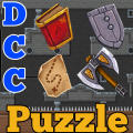 Dungeon Cleaning Crew: The Puzzle Game iPad Front Cover