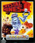 Crystal Mines II Lynx Front Cover