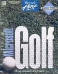Microsoft Golf Windows 3.x Front Cover
