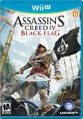 Assassin's Creed IV: Black Flag Wii U Front Cover