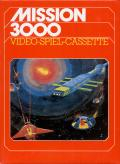 Mission 3000 Atari 2600 Front Cover