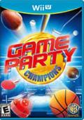 Game Party: Champions Wii U Front Cover