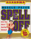 Muscle Pete's Spell Off DOS Front Cover
