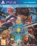 Star Ocean: Integrity and Faithlessness (Limited Edition) PlayStation 4 Front Cover