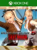 Dead or Alive 5: Last Round - Attack on Titan Mashup: Marie Rose Xbox One Front Cover
