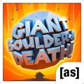 Giant Boulder of Death Android Front Cover