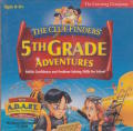 ClueFinders: 5th Grade Adventures Macintosh Front Cover