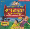 ClueFinders: 3rd Grade Adventures Macintosh Front Cover