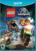 LEGO Jurassic World Wii U Front Cover