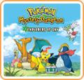 Pokémon Mystery Dungeon: Explorers of Sky Wii U Front Cover