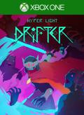 Hyper Light Drifter Xbox One Front Cover