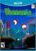 Terraria Wii U Front Cover