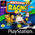 Nicktoons Racing PlayStation Front Cover