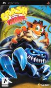 Crash of the Titans PSP Front Cover