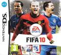FIFA Soccer 10 Nintendo DS Front Cover