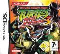 Teenage Mutant Ninja Turtles 3: Mutant Nightmare Nintendo DS Front Cover
