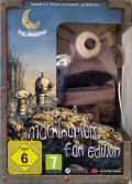 Machinarium: Fan Edition Macintosh Front Cover