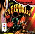 Cyberdillo 3DO Manual Front