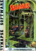 Shamus: Case II Commodore 64 Front Cover