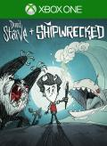 Don't Starve + Shipwrecked Xbox One Front Cover