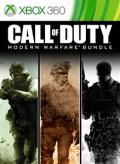Call of Duty: Modern Warfare Bundle Xbox 360 Front Cover