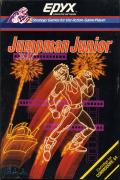 Jumpman Junior Commodore 64 Front Cover