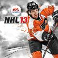 NHL 13 PlayStation 3 Front Cover
