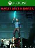 #KILLALLZOMBIES Xbox One Front Cover